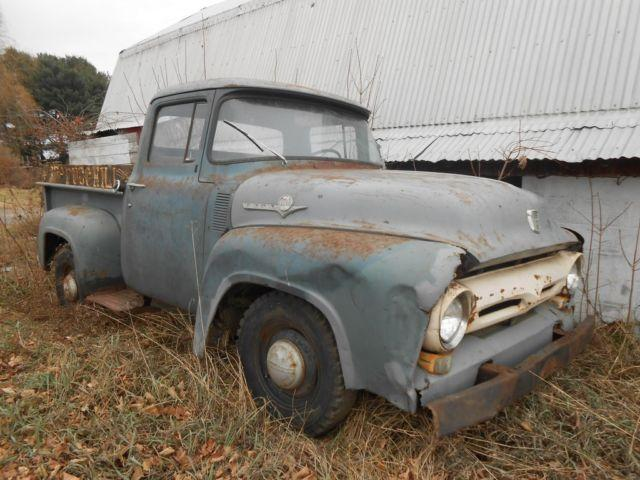 Buy Here Pay Here Ct >> 1956 Ford F100 48k mile local Barn find for Sale in Woodstock, Connecticut Classified ...