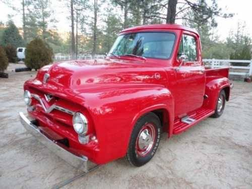 1956 ford f100 pickup project kustom for sale in rancho california. Cars Review. Best American Auto & Cars Review
