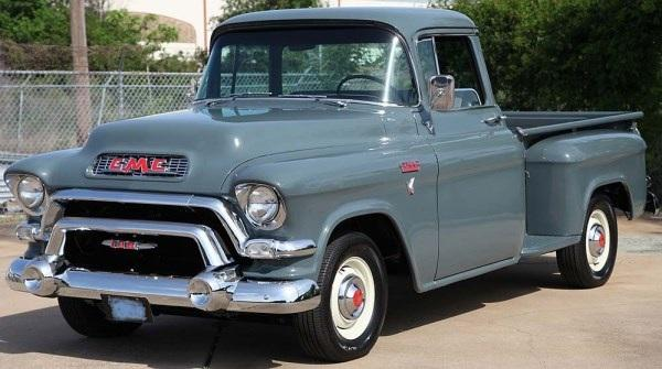 1956 GMC MODEL 100 STEPSIDE HALF TON PICKUP for Sale in Albuquerque