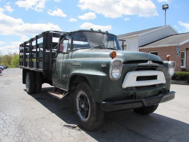 1956 International A160