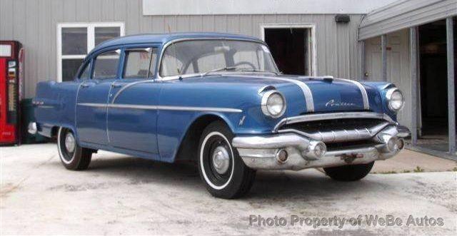 1956 pontiac 4 door for sale in baiting hollow new york for 1956 pontiac 4 door hardtop