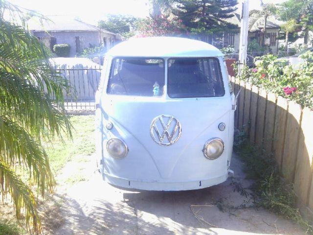 1956 vw kombi bus for sale in compton california classified. Black Bedroom Furniture Sets. Home Design Ideas