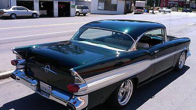 1957 2 Door Hardtop Pontiac A Chevy On Steroids For Sale