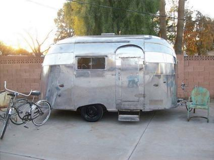 Airstream vintage trailers for sale pics 245