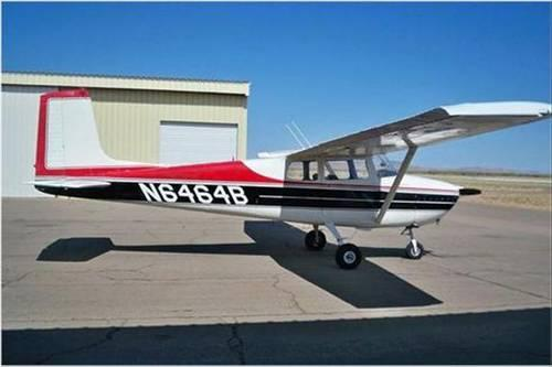 1957 Cessna 172 Sportsman STOL Airplane REDUCED PRICE
