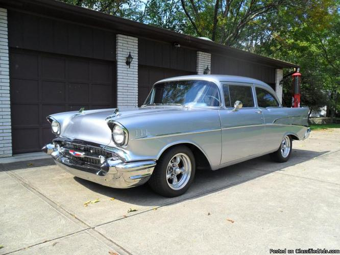 1957 chevrolet 2 door sedan for sale in pisgah ohio for 1957 chevy 2 door sedan