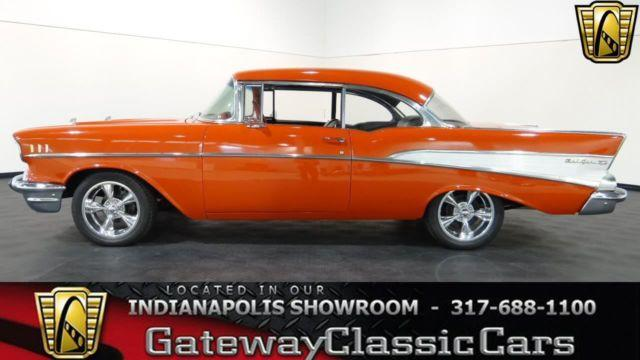 1957 Chevrolet Bel Air 333ndy For Sale In Indianapolis