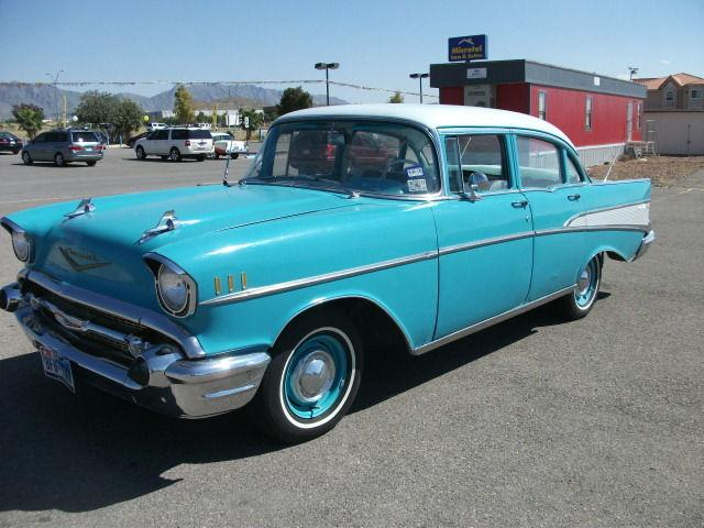 1957 chevrolet bel air for sale in el paso texas classified. Black Bedroom Furniture Sets. Home Design Ideas
