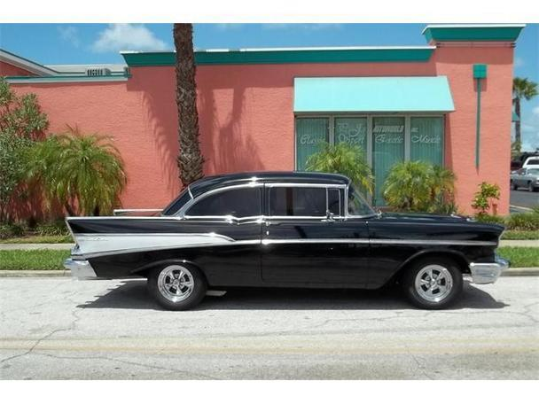1957 chevrolet bel air for sale in clearwater florida