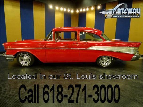 1957 Chevrolet Bel Air For Sale In Fairmont City  Illinois