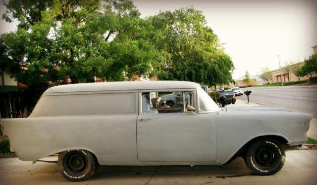 1957 Chevrolet Chevy Sedan Delivery Rare Find Collector S