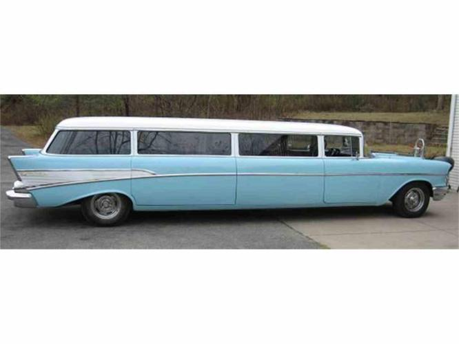 1957 Chevrolet Custom Wagon