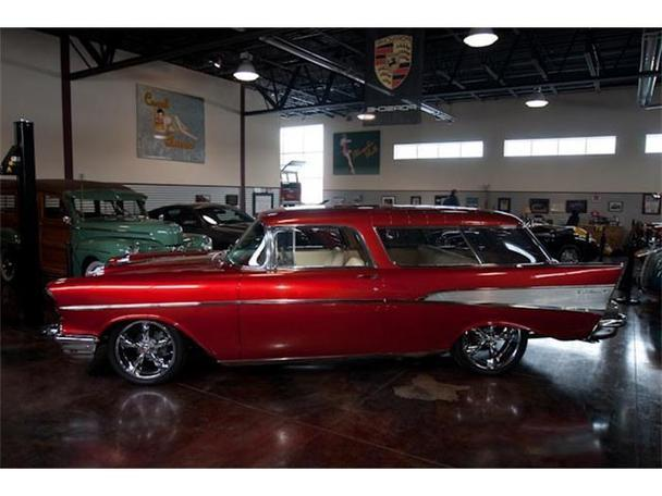 1957 Chevrolet Nomad For Sale In Hailey Idaho Classified