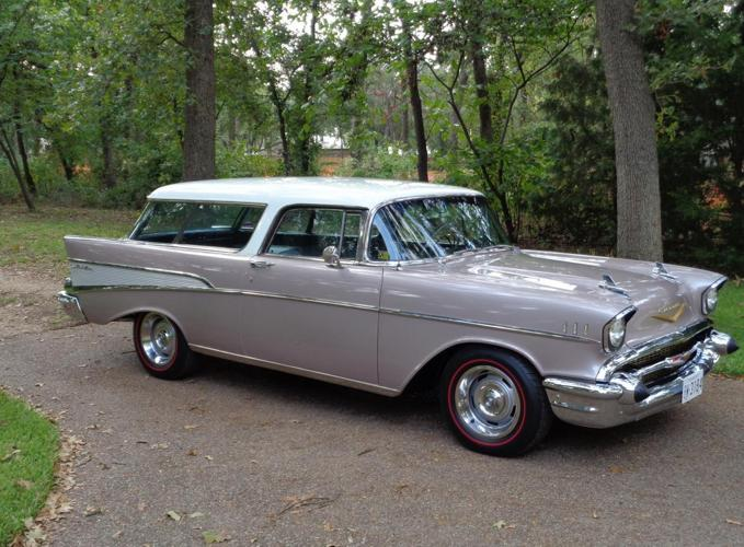 1957 Chevrolet Nomad Station Wagon For Sale In Southlake Texas 76092