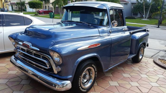 1957 Chevrolet Pickups 3100 RWD For Sale In Jackson