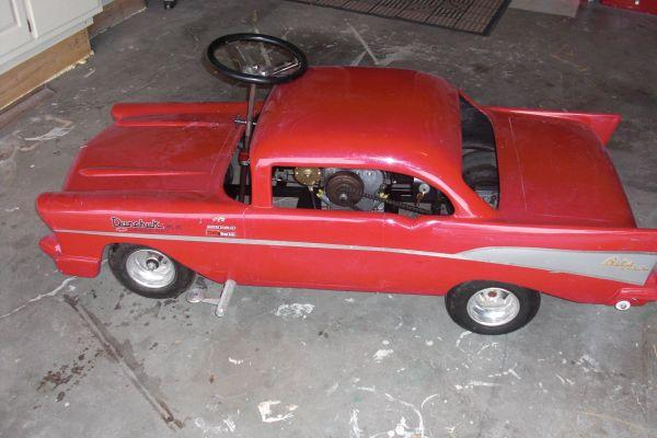 1957 chevy go cart - $1500 (bosque farms)