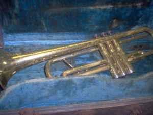 1957 Conn trumpet - $125 moncks corner