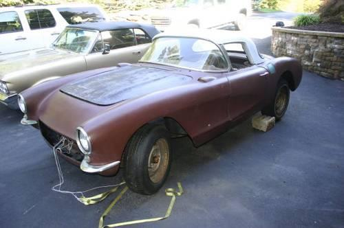 "Corvette ""Field Find"" May Have Interesting History - Corvette Online"