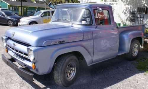 1957 Ford F100 Classic Truck in Mendon, NY