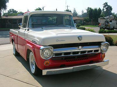 1957 Ford F100 Rare Classic Trades Considered For