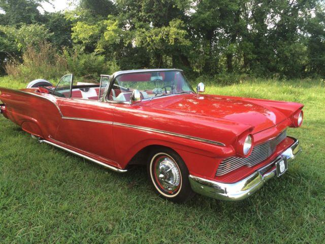 1957 Ford Fairlane 500 Convertible For Sale In Royal