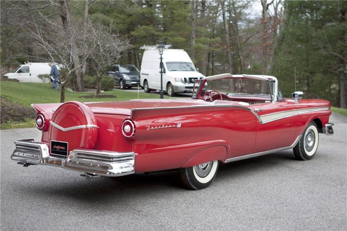 Ford Skyliner F Code Retractable Hardtop Price On Request Americanlisted