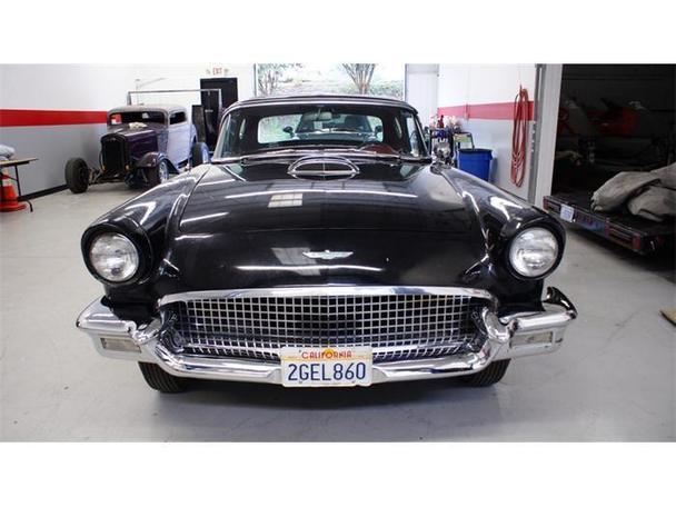 1957 ford thunderbird for sale in mooresville north carolina classified. Black Bedroom Furniture Sets. Home Design Ideas