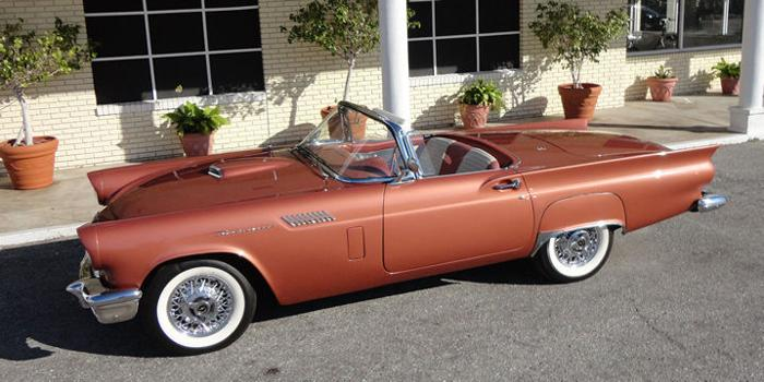 Ford Thunderbird Florida Cars for sale - SmartMotorGuide.com