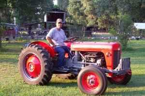 1957 Massey Ferguson To35 Lakeland For Sale In