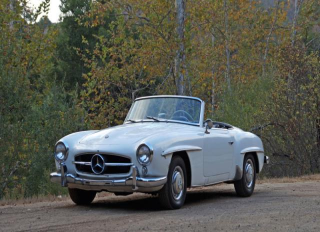 1957 Mercedes Benz 190sl For Sale In Baltimore Maryland