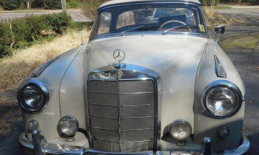 1957 mercedes benz 220 s coupe for sale in winston salem north carolina classified. Black Bedroom Furniture Sets. Home Design Ideas
