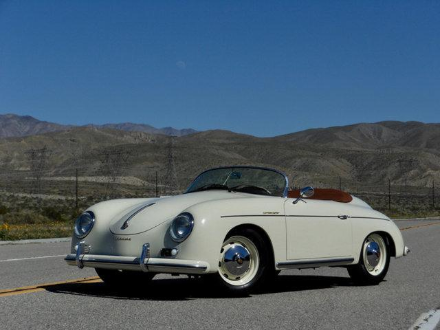 1957 Porsche 356 Speedster For Sale In Tallahassee