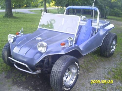1957 Vw Fibergl Dune Buggy For In Dover Arkansas