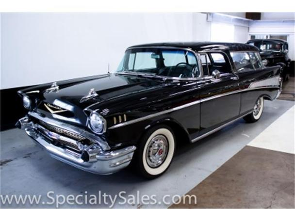 1957 Chevy Nomad for Sale