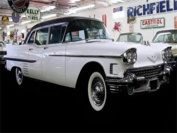 1958 cadillac series 75 for sale in sioux city iowa classified. Black Bedroom Furniture Sets. Home Design Ideas