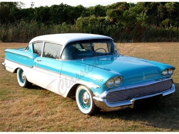1958 Chevrolet Biscayne For Sale In Arlington Texas