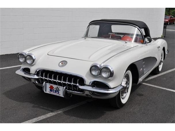 1958 chevrolet corvette for sale in hickory north carolina classified. Black Bedroom Furniture Sets. Home Design Ideas