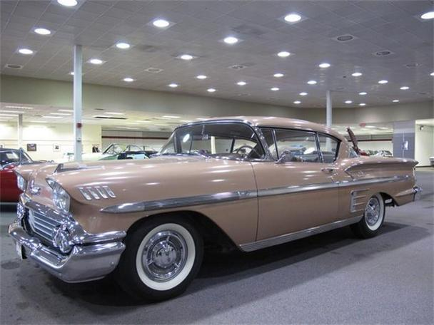 1958 Chevrolet Impala For Sale By Owner.html | Autos Post