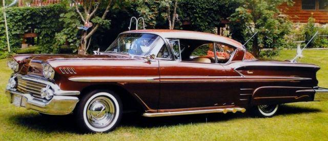 1958 chevrolet impala for sale in prior lake minnesota classified. Black Bedroom Furniture Sets. Home Design Ideas