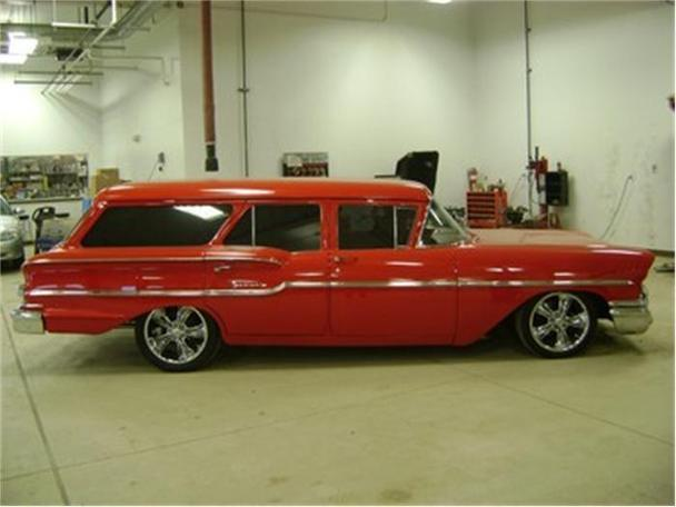 1958 chevrolet yeoman for sale in sioux city iowa classified. Black Bedroom Furniture Sets. Home Design Ideas