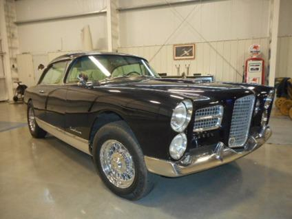 1958 facel vega typhoon 2dr coupe for sale in council bluffs iowa classified. Black Bedroom Furniture Sets. Home Design Ideas