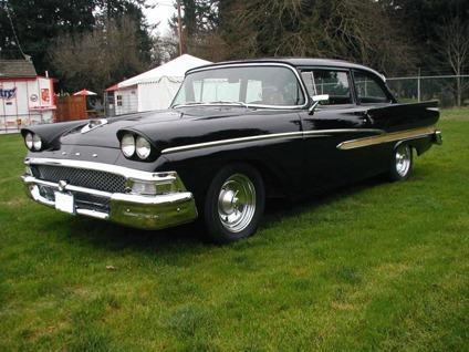 1958 ford fairlane for sale in quincy illinois classified. Black Bedroom Furniture Sets. Home Design Ideas