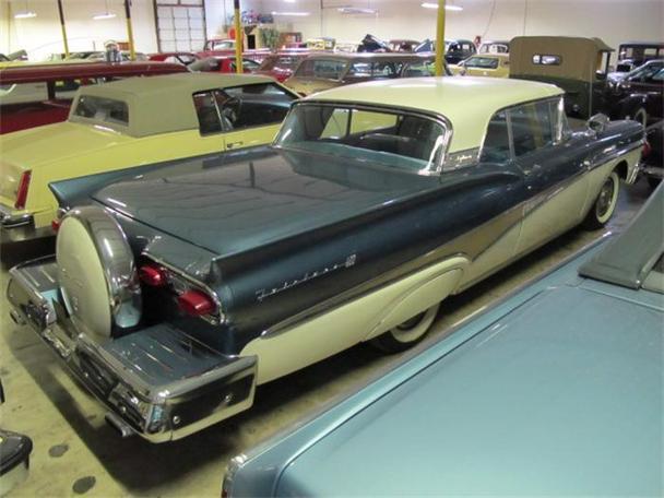 Cars For Sale Orlando Fl >> 1958 Ford Fairlane Sunliner for Sale in Orlando, Florida ...