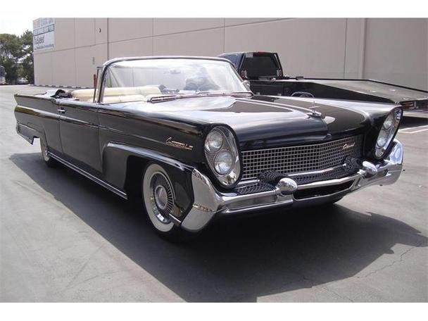 1958 lincoln continental mark iii for sale in costa mesa california classified. Black Bedroom Furniture Sets. Home Design Ideas