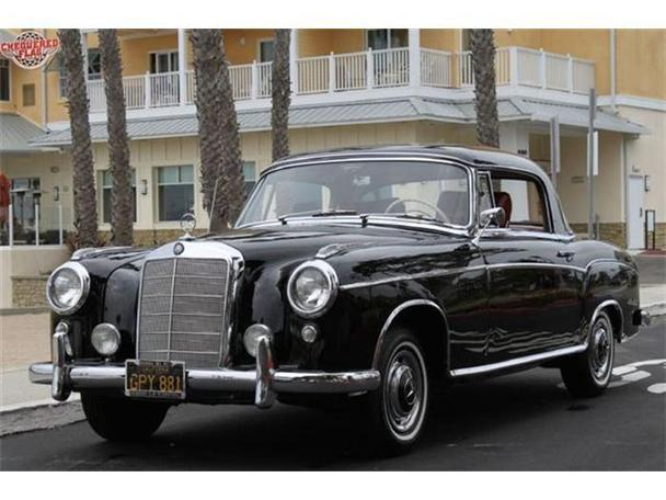 1958 mercedes benz 220 for sale in marina del rey for 1958 mercedes benz 220s for sale