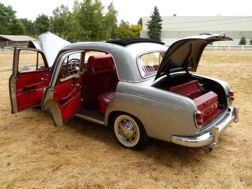 1958 mercedes benz 220s ponton for sale in salem oregon for 1958 mercedes benz 220s for sale