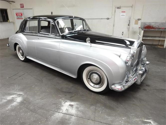 1958 Rolls-Royce Silver Cloud