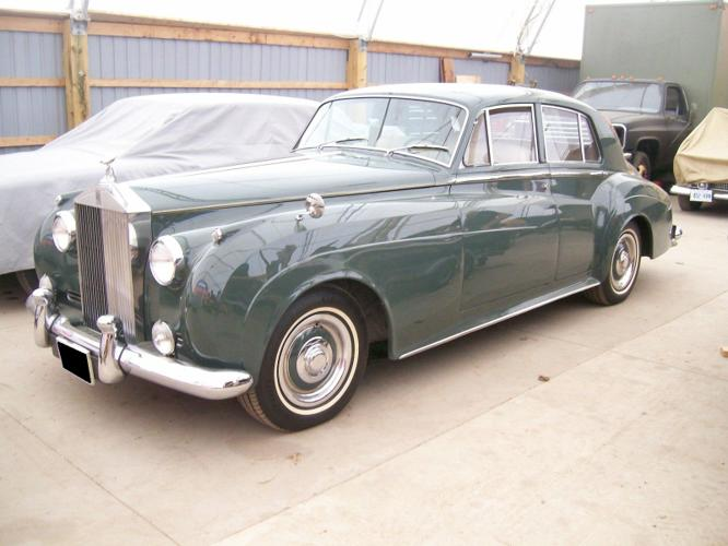 1958 ROLLS ROYCE SILVER CLOUD EXCEPTIONAL