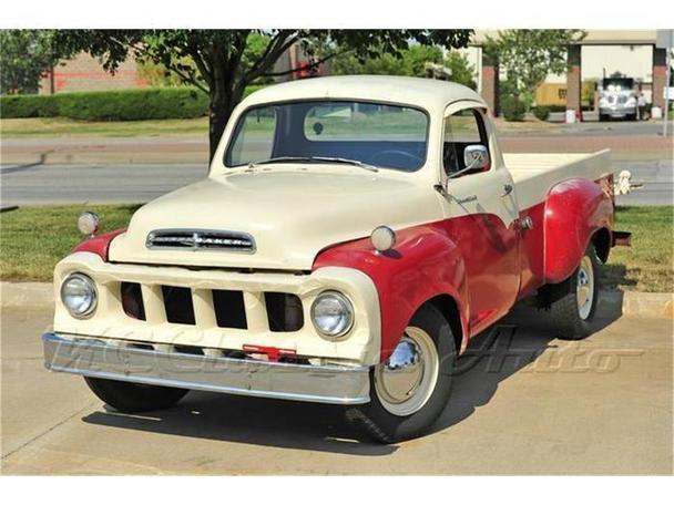 1958 Studebaker Pickup