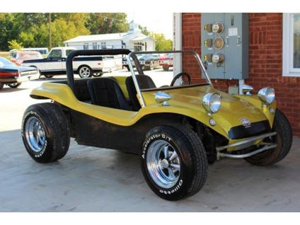 1958 VW Dune Buggy 4 Speed Solid Body